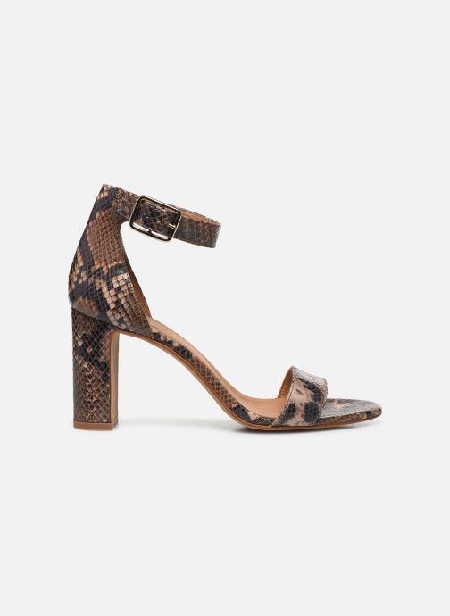 Sandales et nu-pieds Made by SARENZA Africa Vibes Sandales à Talons #2 Marron vue détail/paire