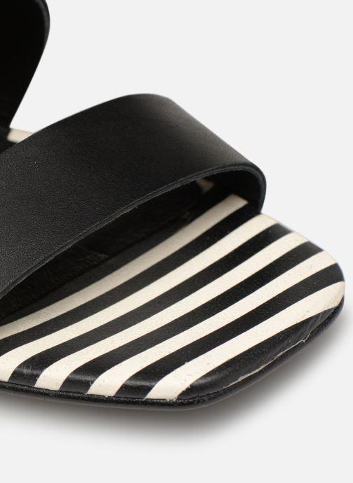 Sandalias Made by SARENZA Pastel Affair Sandales à Talons #1 Negro vista lateral izquierda