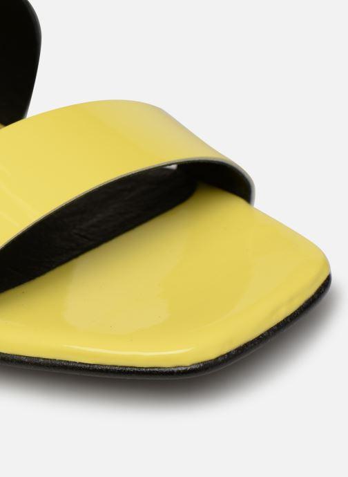 Sandales et nu-pieds Made by SARENZA Pastel Affair Sandales à Talons #1 Jaune vue gauche