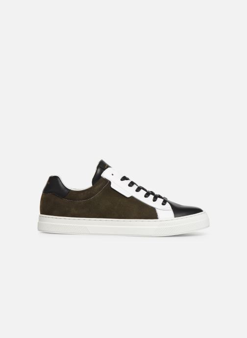 Trainers Schmoove Spark Clay Suede/Nappa Green back view