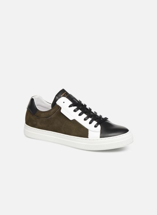 Trainers Schmoove Spark Clay Suede/Nappa Green detailed view/ Pair view
