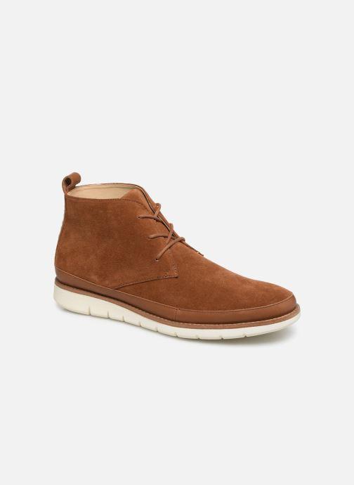 Bottines et boots Schmoove Echo Desert Marron vue détail/paire