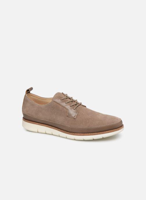 b9e41b1b9a Schmoove Echo Copper (Beige) - Chaussures à lacets chez Sarenza (357732)