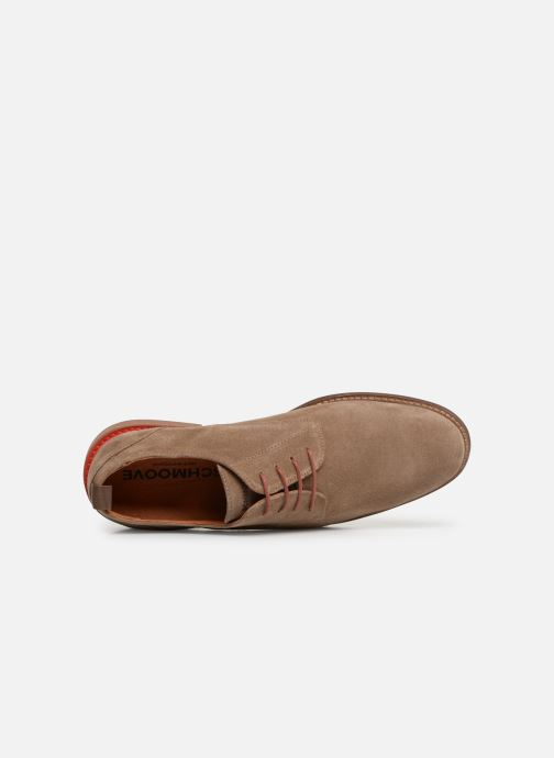 Veterschoenen Schmoove Pilot New Derby Beige links