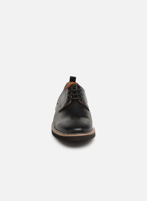 Chaussures à lacets Schmoove Solal Derby Noir vue portées chaussures