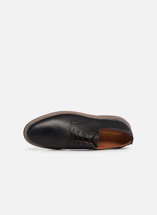 Chaussures à lacets Schmoove Solal Derby Noir vue gauche