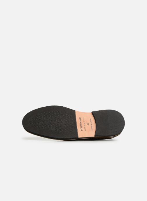 Chaussures à lacets Schmoove Solal Derby Noir vue haut