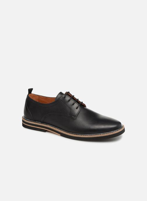Chaussures à lacets Schmoove Solal Derby Noir vue détail/paire