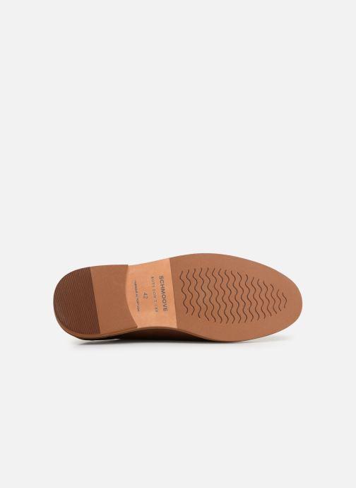 Chaussures à lacets Schmoove Solal Derby Marron vue haut