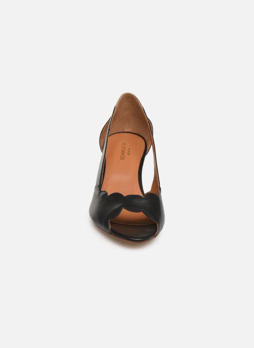 Escarpins Schmoove Woman Circus Pump Noir vue portées chaussures