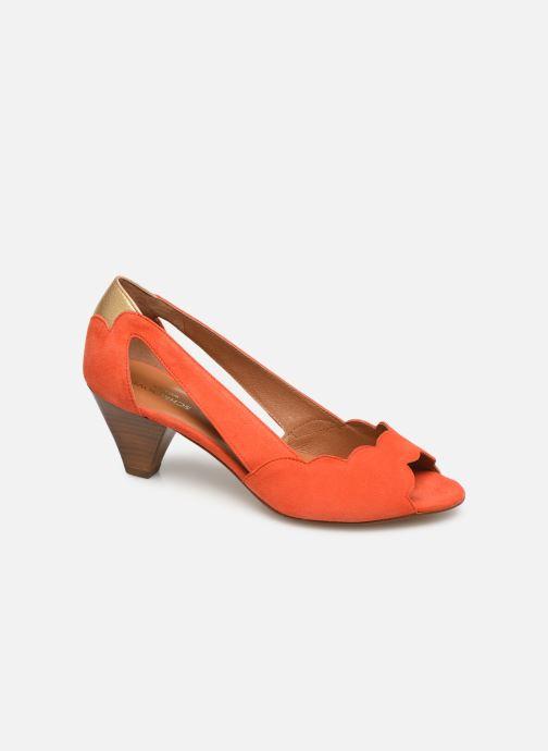 d02a0e0f3e8 Schmoove Woman Circus Pump (Orange) - High heels chez Sarenza (357751)