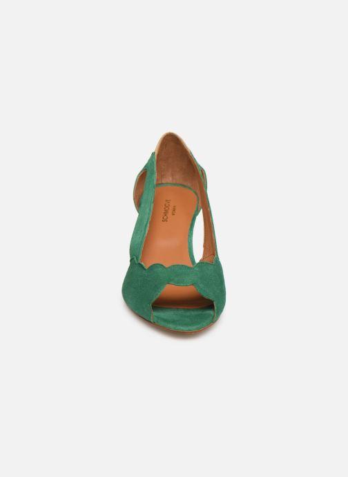 Escarpins Schmoove Woman Circus Pump Vert vue portées chaussures