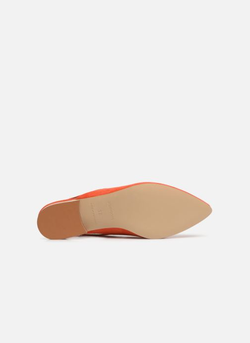 Ballerines Schmoove Woman Eva Pump Orange vue haut