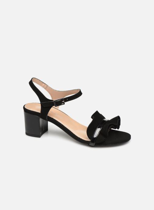 Sandales et nu-pieds Georgia Rose Luwagua Noir vue détail/paire
