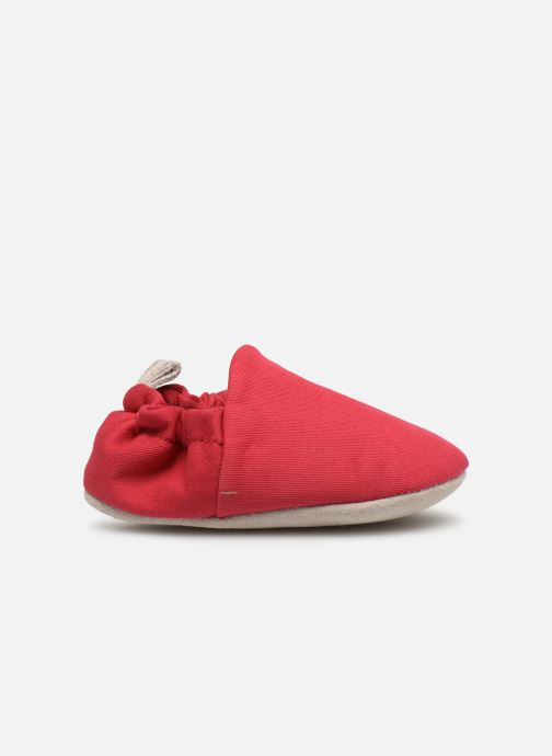 Slippers Poco Nido Clown Nose Red back view