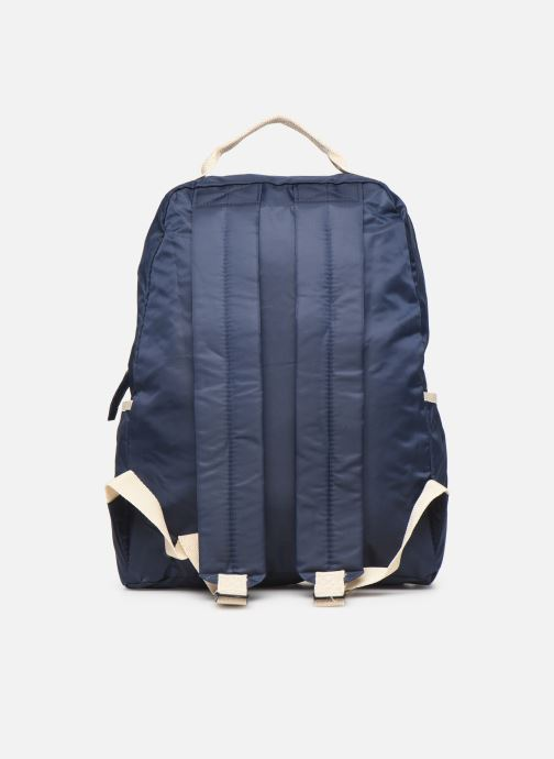Sacs à dos Bensimon BACKPACK COLOR LINE Bleu vue face