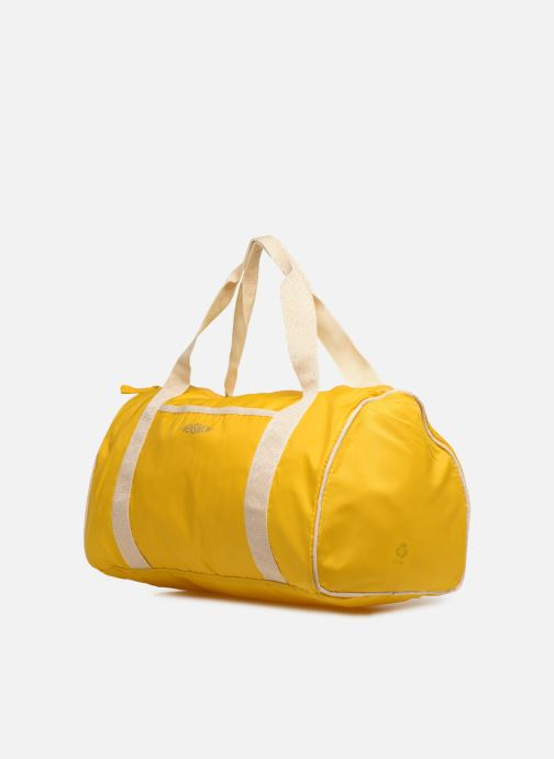 Sports bags Bensimon COLORBAG COLORLINE Yellow model view