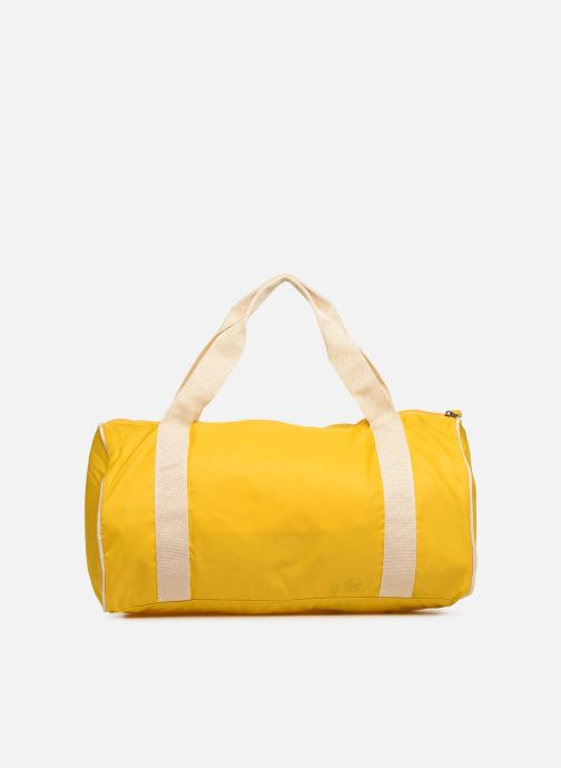 Sports bags Bensimon COLORBAG COLORLINE Yellow front view