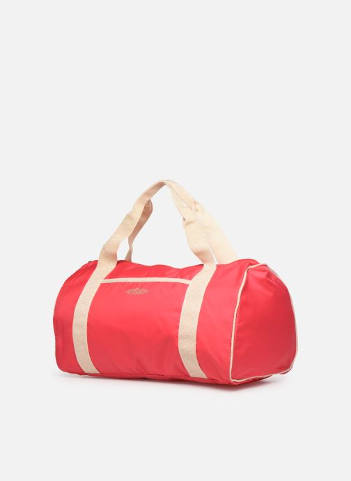 Sporttaschen Bensimon COLORBAG COLORLINE rosa schuhe getragen