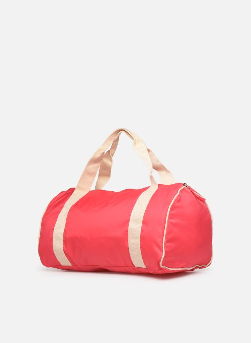 Sports bags Bensimon COLORBAG COLORLINE Pink view from the right