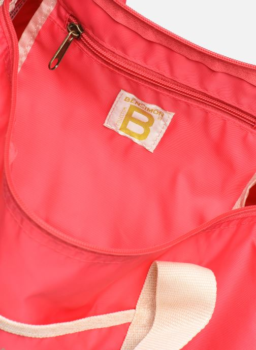 Sports bags Bensimon COLORBAG COLORLINE Pink back view