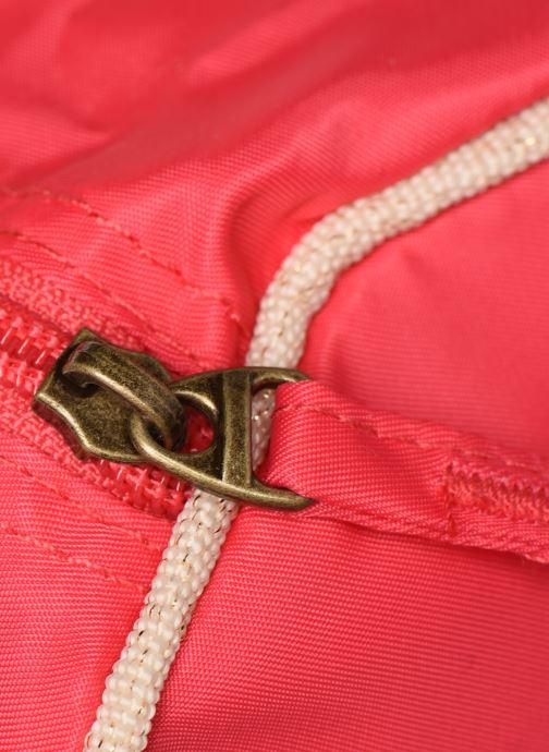 Sporttaschen Bensimon COLORBAG COLORLINE rosa ansicht von links