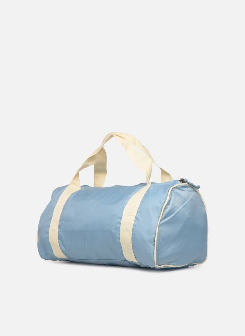 Sports bags Bensimon COLORBAG COLORLINE Blue view from the right