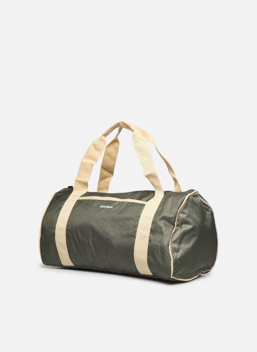 Sporttaschen Bensimon COLORBAG COLORLINE grün schuhe getragen