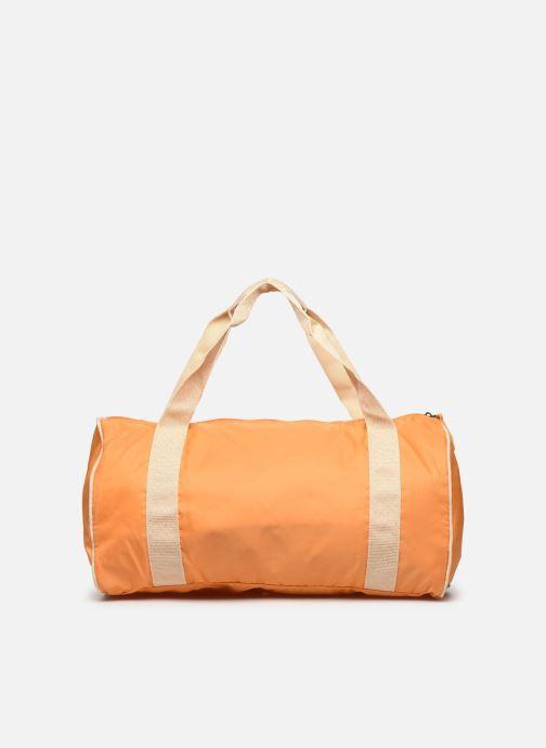 Sacs de sport Bensimon COLORBAG COLORLINE Orange vue face