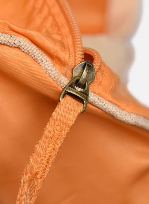 Sporttaschen Bensimon COLORBAG COLORLINE orange ansicht von links