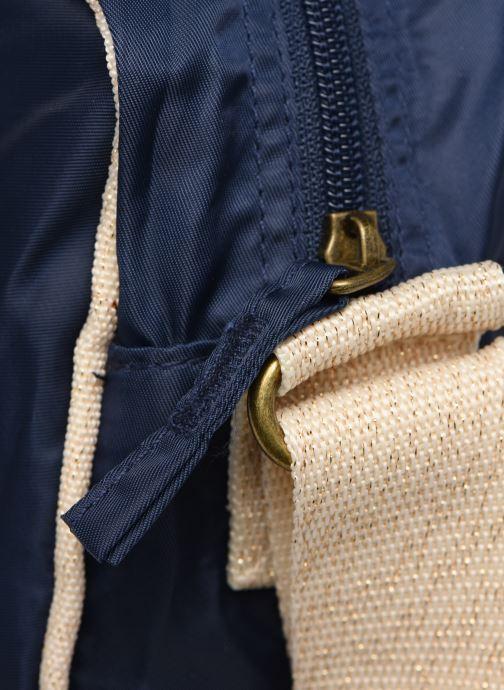 Sacs à main Bensimon SMALL BESACE COLOR LINE Bleu vue gauche