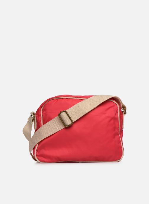 Handtassen Bensimon SMALL BESACE COLOR LINE Roze voorkant