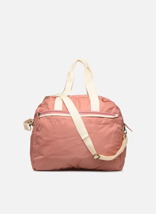 Sporttaschen Bensimon TOURBAG COLOR LINE rosa ansicht von vorne