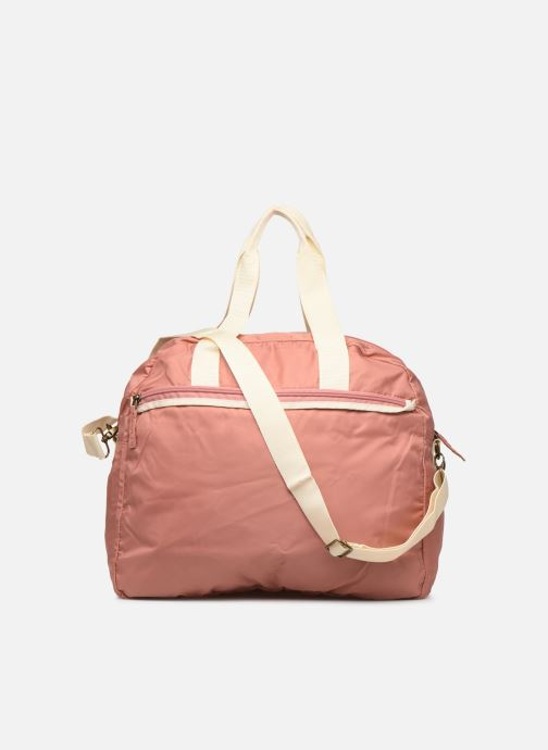 Sports bags Bensimon TOURBAG COLOR LINE Pink front view