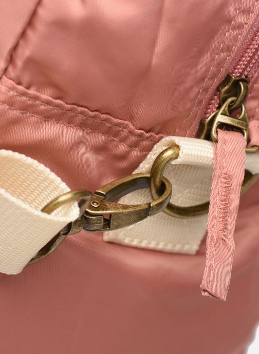 Sports bags Bensimon TOURBAG COLOR LINE Pink view from the left