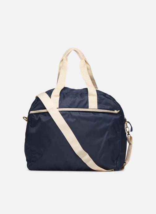 Sports bags Bensimon TOURBAG COLOR LINE Blue front view