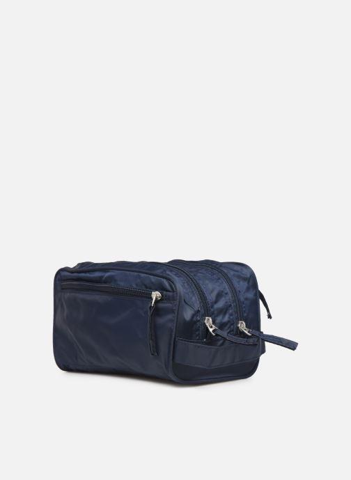 Bagages Bensimon TOILETERY BAG TRAVEL LINE Bleu vue droite