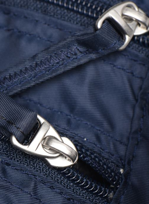 Luggage Bensimon TOILETERY BAG TRAVEL LINE Blue view from the left