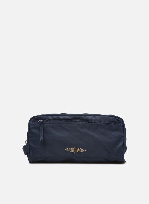 Luggage Bensimon TOILETERY BAG TRAVEL LINE Blue detailed view/ Pair view