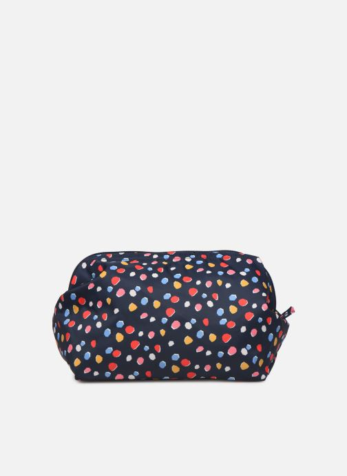 Luggage Bensimon BEAUTY WALLET M TRAVEL LINE Blue front view
