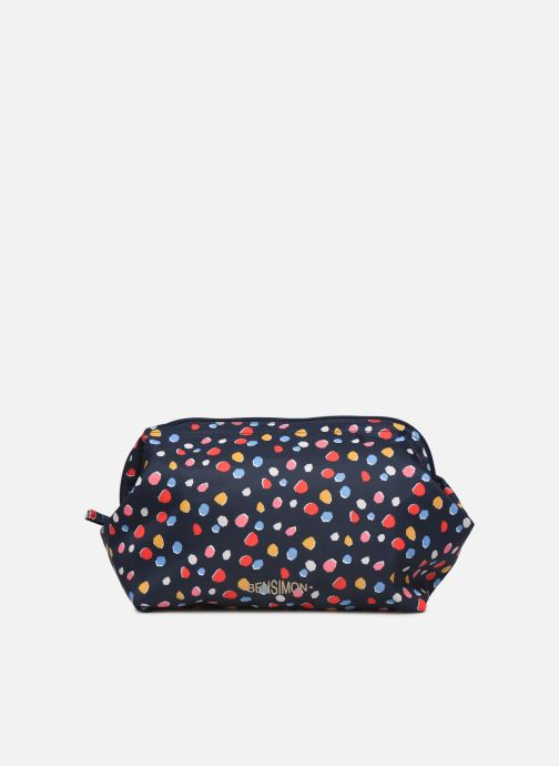 Luggage Bensimon BEAUTY WALLET M TRAVEL LINE Blue detailed view/ Pair view
