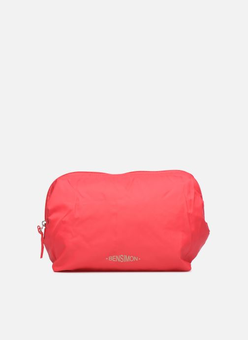 Luggage Bensimon BEAUTY WALLET M TRAVEL LINE Pink detailed view/ Pair view
