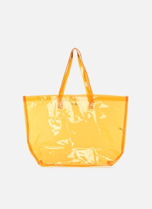 Borse Bensimon TOTE SUMMER LINE Arancione immagine frontale