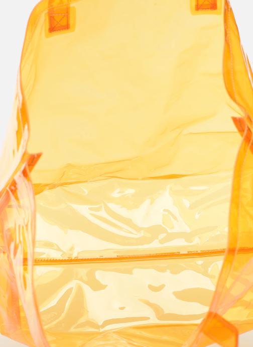 Handtaschen Bensimon TOTE SUMMER LINE orange ansicht von hinten