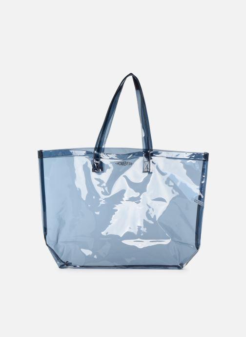 Handtaschen Bensimon TOTE SUMMER LINE grau ansicht von vorne