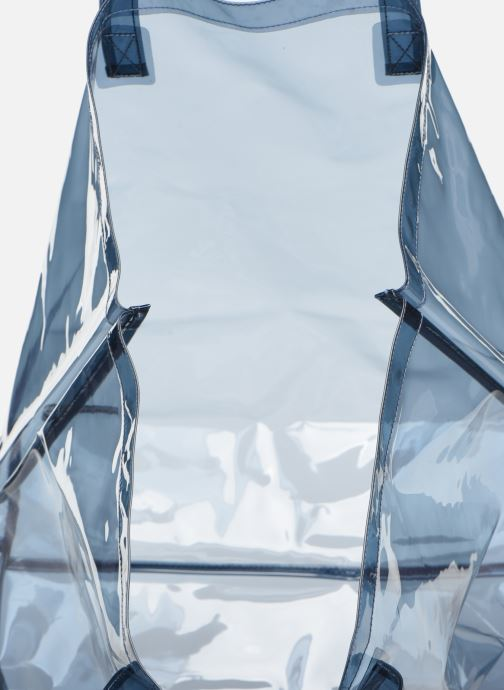Handbags Bensimon TOTE SUMMER LINE Grey back view