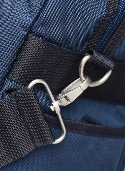 Sporttaschen Bensimon WEEKEND BAG WORKING LINE blau ansicht von links