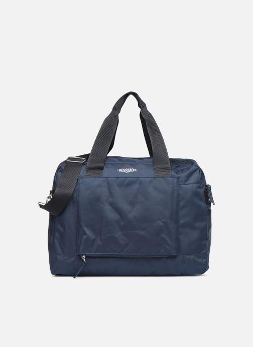 Sporttaschen Bensimon WEEKEND BAG WORKING LINE blau detaillierte ansicht/modell