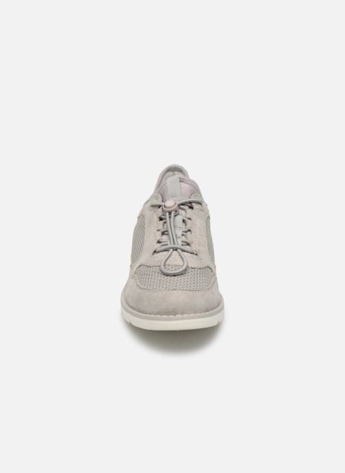 Trainers Jana shoes FLORA Grey model view