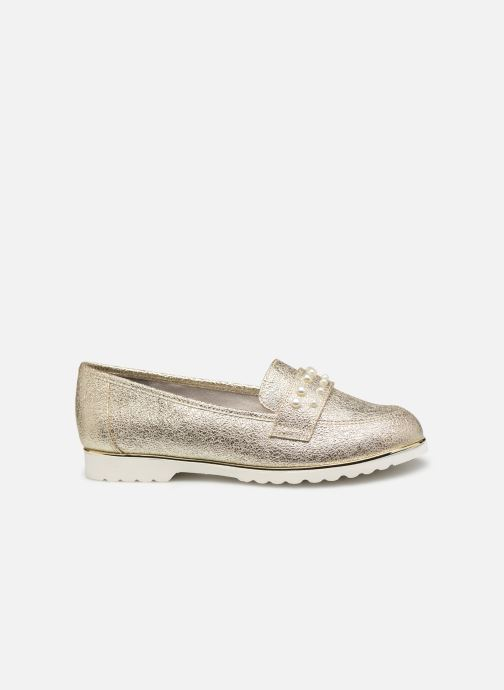 Mocassins Jana shoes CHIN Goud en brons achterkant
